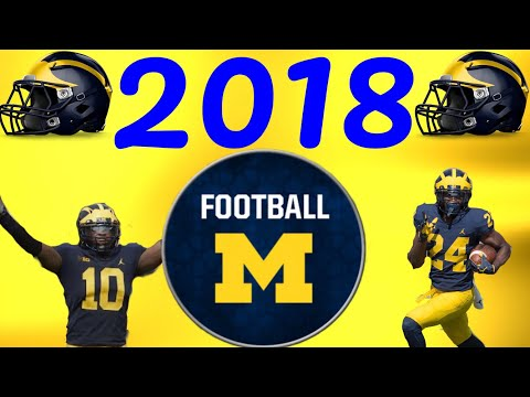 """Michigan Football 2018-2019 Hype Video 