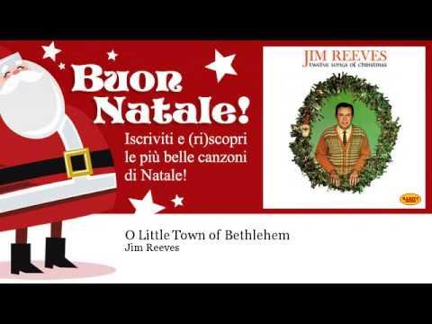Jim Reeves - O Little Town of Bethlehem