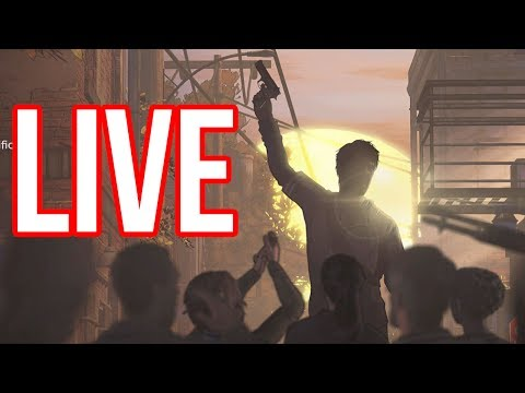 The Walking Dead - New Frontier - FULL Episode 5 LIVE!