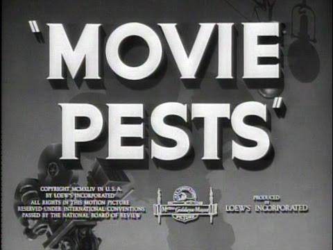 Movie Pests 1944