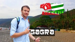 Gagra, Abkhazia. Resort review