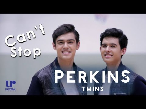 Perkins Twins - Can't Stop (Official Music Video)