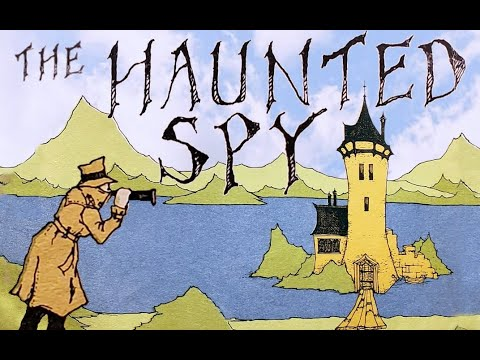 The Haunted Spy (like Reading Rainbow) A ghost story by Barbara Ninde Byfield