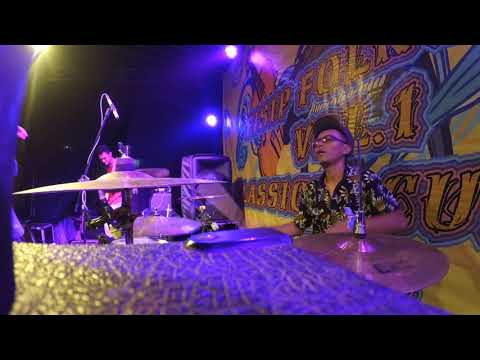 Iritasi Ringan -  Fourtwnty (Drum Cam)