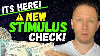 IT'S OFFICIAL! New Second Stimulus Check ANNOUNCED! Second Stimulus Check Update