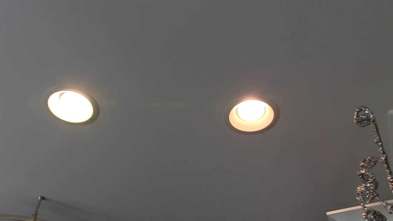 65w LED Bulb Vs Incandescent Side By Comparison