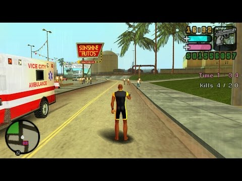 Gta Vice City Stories Végigjátszás/49 rész-RAMPAGE a rég letűntnek hitt Cholo ellen