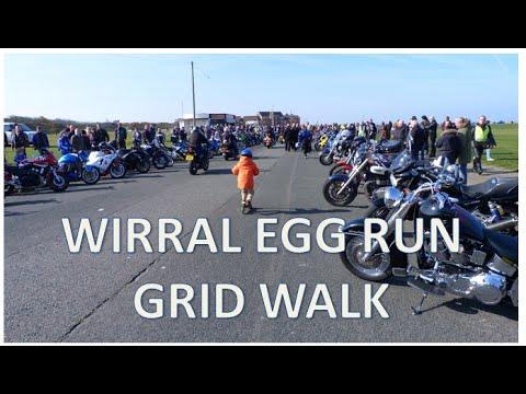 Lumix FZ45 : WIRRAL EGG RUN GRID WALK    NEW BRIGHTON Sunday March 22nd 2015