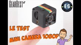 Mini Caméra SQ11- La discrétion à petit prix