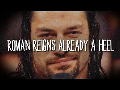 Why Roman Reigns is the GREATEST Heel in the WWE - A Video Essay