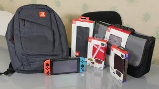 Best Nintendo Switch Accessories - Cases and Bags!