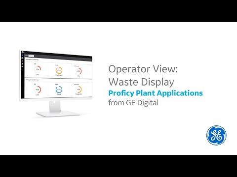 Waste Display