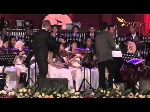 Medley Chrisye - GMCO feat. Marcell Siahaan (Grand Concert Vol. 4