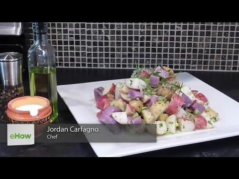 Oil-Based Potato Salad : Potato Salad Recipes & More
