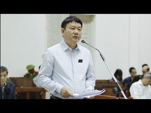 Sáng 19/6 ông Đinh La Thăng hầu tòa phúc thẩm vụ PVN bay hơi 800 tỷ