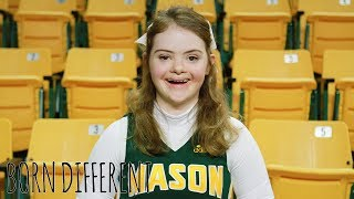 Down Syndrome Didn't Stop Me Becoming A Cheerleader | BORN DIFFERENT