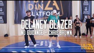 Delaney Glazer Choreography // No Guidance - Chris Brown // IBIZA DANZA PLATFORM