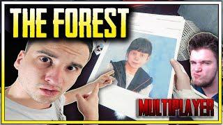 BLADII NIE WIE, ZE MAM CÓRKĘ! || THE FOREST MULTIPLAYER || (z: Bladii)