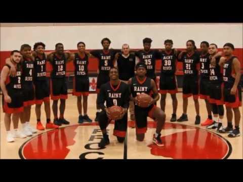 Rainy River Community College 2018-19 Men's Basketball Highlights