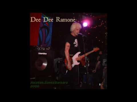 Dee Dee Ramone   Live  at Yucatan, Santa Barbara, California, USA 04/02/2000  (FULL CONCERT)