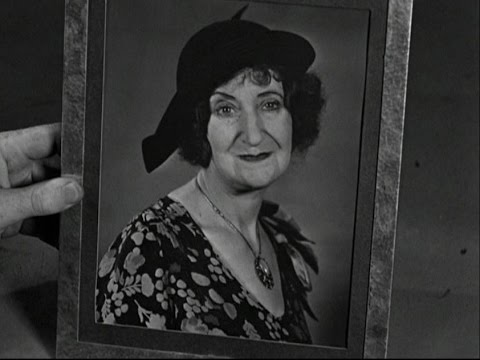 Alice Belcher - memorable performance with the Three Stooges.
