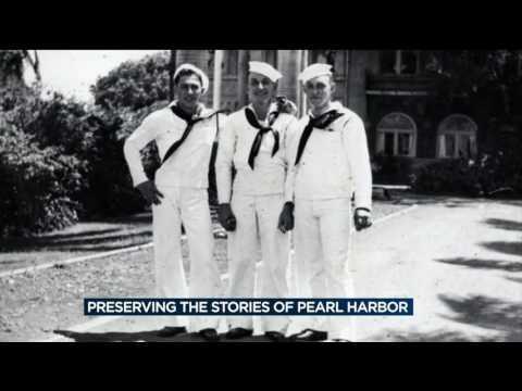 Wisconsin Veteran's Museum preserves stories from Pearl Harbor