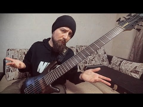 How to play NEUROGENIC on bass   300bpm