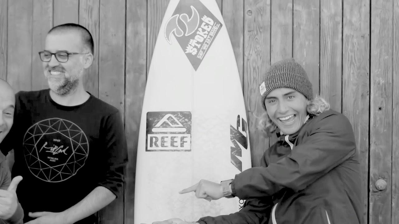 ALETHEIA, un cortometraje de surf de Nico Díaz