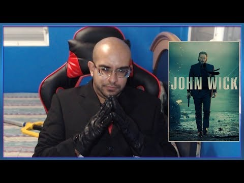 Watching John Wick For The First Time