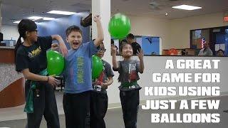 Balloon Mania Game