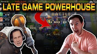 🐻DRUID/HUNTER 🎯 Strategy! (LATE GAME POWERHOUSE) | Auto Chess Mobile