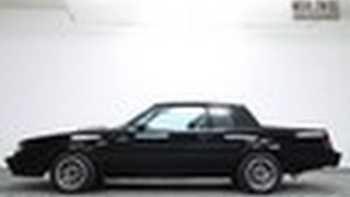 1985 Buick Grand National for sale