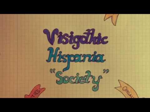 Visigothic Hispania -Society-