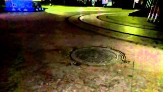 Прыгающий люк в Ялте(Прогуливаясь по набережной Ялты. Заметил толпу народу, наблюдающую как во время шторма, подкидывало тридца..., 2013-03-08T20:00:32.000Z)