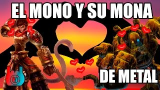 League of Legends en ARAM - #2 El Mono y su Mona de Metal
