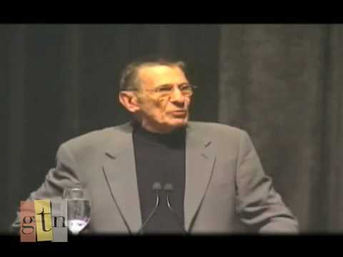Leonard Nimoy: Star Trek, The Beginning