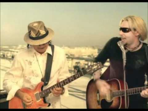 Carlos Santana & Chad Kroeger - Why Don't You And I