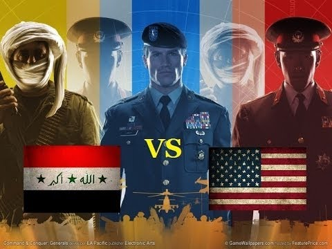 Generals Zero Hour Iraqi Army Vs Usa