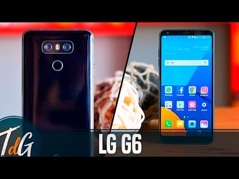 LG G6, Review en español