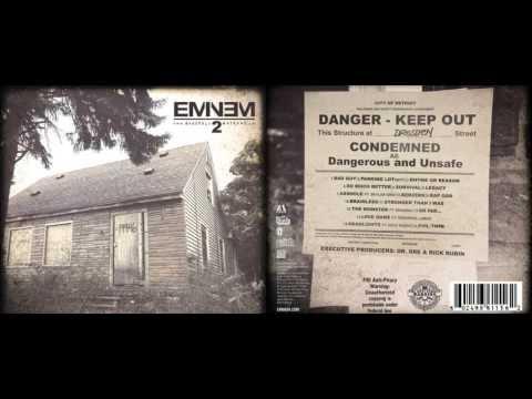 Eminem - Public Service Announcement (MMLP2)