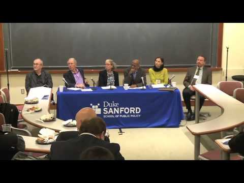 Academic Reflections on Global Value Chains - Duke Global Summit