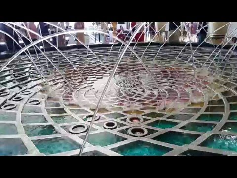 Burj Al Arab Aquarium & Fountains 14.01.2016