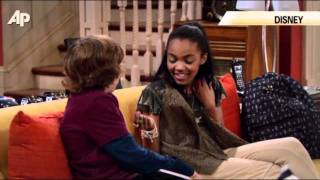 Disney's China Anne McClain Is a Busy Girl