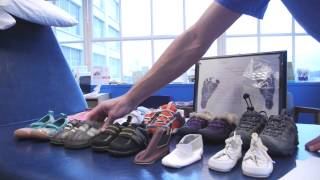 Choosing Healthy Shoes for Children with Natural Sports Podiatrist Dr. Ray McClanahan DPM