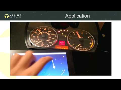 QtWS17 - Communication with slave device over CAN bus from embedded, Nazar Babik, Viking Software