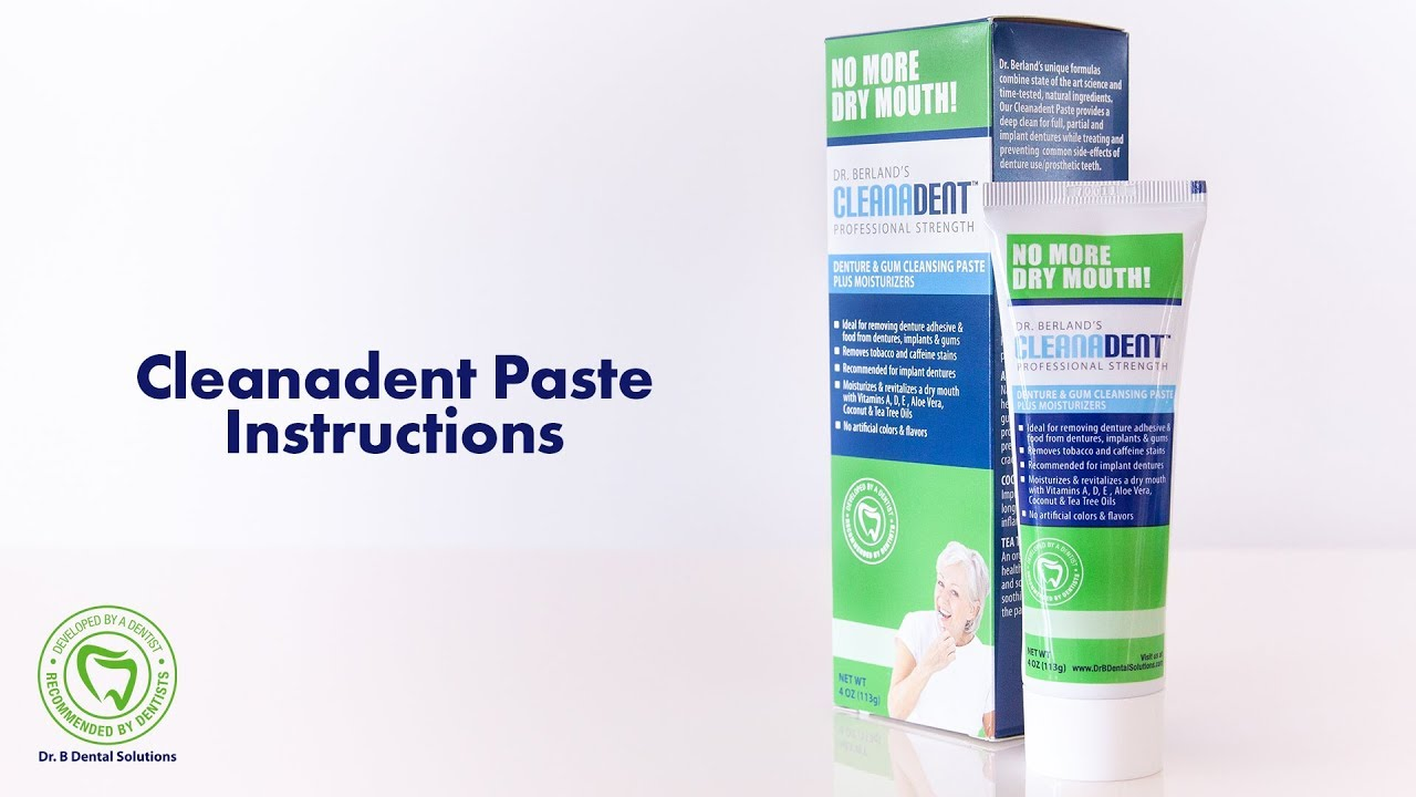 How to Clean Dentures & Retainers | Dr B Dental Solutions