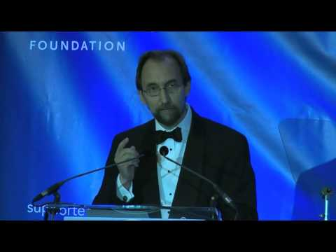 Zeid warns against populists and demagogues in Europe and U.S.