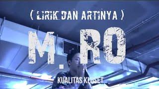 Ericko Lim - M. RO