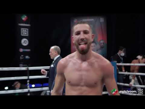 Milano Boxing Night 17 Dicembre 2020 - Rigoldi vs Yafai Boschiero vs Gonzalez Hamadouche vs Pavlovic