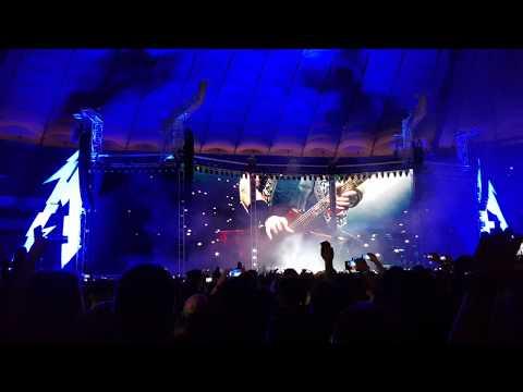 Metallica, Warszawa 2019, Nothing Else Matters